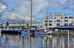 Alkmaar Harbour (Gerard Koopman) Tags: holland harbour alkmaar