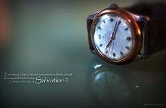 Why do so many wait for the last possible minute and miss it? (J316) Tags: gold time antique priceless horizon watch omega christian tick wristwatch bling eternity salvation laws ticking timeandspace j316 theclockisticking everytimeipray