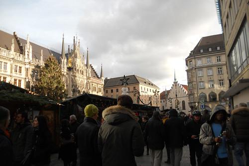 Fraunkirch Marienplatz