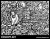 INDIAN ARTIST CONCEPT ART - INDIAN SPIRITUAL ART - LORD SHIVA and HIS SPIRITUAL WORLD - Artist Anikartick,Chennai,Tamil Nadu,India (ANIKARTICK ( T.Subbulapuram VASU,Andipatti,Theni )) Tags: art illustration artist photos images creator ani siva pendrawing penandink conceptart indianart artcafe artistcafe conceptsketch lordshiva conceptdesign creativeart penart godshiva creatingart oviyam indianartist oviyangal oviyan tamilartist conceptworks anikartick tamilart tamilnaduartist chennaiart chennaiartists artistchennai artchennai chennaiartworks oviyar creationart tamilpainting tamilpainter conceptdrawingsm