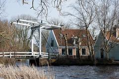 Zuiderwoude (Paul Rosenhart) Tags: bridge nikon waterland ophaalbrug zuiderwoude d700 paulrosenhart