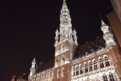Town Hall (Keith Mac Uidhir  (Thanks for 4m views)) Tags: brussels belgium belgique belgi bruxelles bruselas brssel brussel bruxelas belgien belgio blgica bryssel belgia  brksel brukseli belika brsszel belhika        brusselse b           blgia bljm