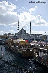 busphor trip (Aisha Altamimy) Tags: travel sea seagulls turkey ship istanbul camii masjed aishaaltamimy busphor kapatach