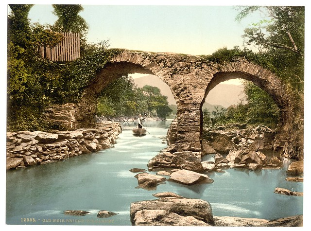 Old Weir Bridge. Killarney. County Kerry, Ireland-LCCN2002717425