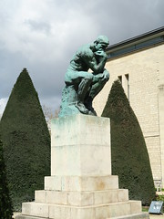 IMG_1557 (irischao) Tags: trip travel vacation paris france museum rodin thethinker 2016 museerodin