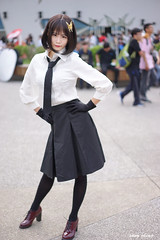 DSC00591 (-CHENG) Tags: anime cosplay coser cos a7 pf