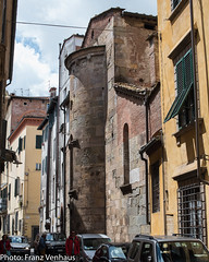160523_Lucca_Pisa-751853.jpg (FranzVenhaus) Tags: trees italy streets green castles towers churches restaurants lucca it tuscany walls toscana oldtowns