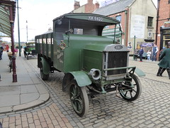 1915 Dennis 'A' Type (Terry Pinnegar Photography) Tags: museum truck vintage beamish lorry ww1 dennis cobbles countydurham atype kk8422