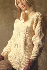 Fashion irish wool sweater (Mytwist) Tags: woman sexy classic wool fashion lady female fetish vintage cozy fisherman weekend craft retro blonde passion jumper casual timeless pullover vouge sweatergirl knitwear cabled vtg webfound weekendsweater poppys66