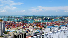 P1060946 (kfcatles) Tags: sun port singapore asia southeastasia chinatown gallery capital national cbd hdb equator pinnacles pagar tanjong