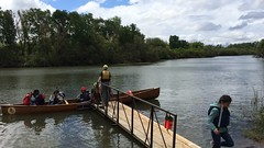Canoemobile 2016 (blmcalifornia) Tags: nature youth work outdoors play wildlife canoe explore recreation learn discover getoutside getoutdoors findyourpark everykidinapark backyard2backcountry