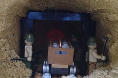 F._IMG9290 (Michał Olesiński) Tags: polska poland lego custom kopalnia mine cobi