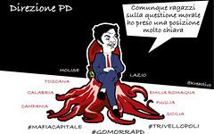 """Direzione PD e questione morale: Renzi:"""" Abbiamo preso una posizione chiara, comoda ed e (SatiraItalia) Tags: pd satira renzi mafiacapitale"""