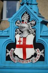 Domine Dirige Nos (pjpink) Tags: uk bridge blue england london towerbridge spring britain may ornate span 2016 pjpink