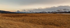 Sunset on the Rockies Front (Blue Trail Photography) Tags: park sunset cloud mountain canada west field grass night rockies evening spring arch wind dusk chief south rocky front glacier sofa national alberta prairie chinook grassland waterton nightfall foothill