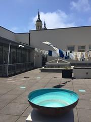 IMG_3061 (Thacher Gallery at the University of San Francisco) Tags: contemporaryart artinstallation environmentalart usfca sculptureterrace thachergallery worldsinthemaking christinaconklin