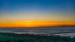 TH20160504A608085 (fotografie-heinrich) Tags: sonnenuntergang himmel ostsee dne zingst buhnen stdteortschaften