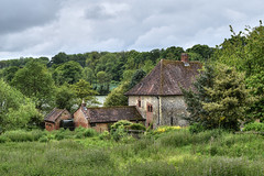 Lake House, Eastwell, Kent (Aliy) Tags: lake countryside kent oldhouse manor lakehouse listed manorhouse listedbuilding eastwell gradeii boughtonaluph