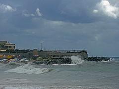 16061701858foce (coundown) Tags: genova mare vento velieri sailingboat ussmasonddg87 ddg87 ussmason mareggiata piloti