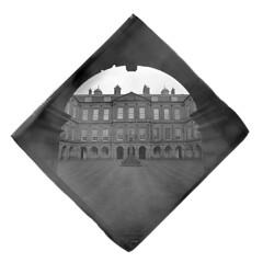 Inner Yard of Queen's Palace Edinburgh (LevaniaK) Tags: old scotland edinburgh kodak tmax may palace queen bronica 1992 100 1986 bulgarian 2015