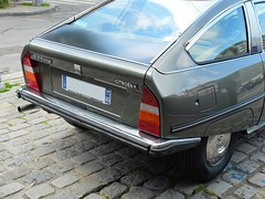 CITROEN CX 25 Prestige (part view) (xavnco2) Tags: france detail classic cars car club french juin automobile view rear citroën cx part autos amiens voitures picardie arrière prestige somme anciennes 2016 beffroi rassemblement cx25 arpaa