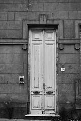 (marlorenzo13) Tags: textura blanco puerta y negro cerradura monocromatico