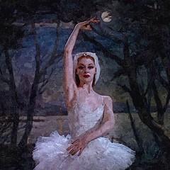 Portrait of Odette by Viacheslav Dalecourt... (dalecourtarts) Tags: portrait ballet art beautiful fashion night painting dance costume swan artwork model ballerina style classical swanlake fashionista tutu stylish fashiondesign stylist costumedesign womenswear womensfashion fashionart womenstyle instafashion instastyle uploaded:by=flickstagram instagram:venue=212940986 instagram:venuename=perth2caustralia instagram:photo=12579154197926592192106153731 dalecourtarts