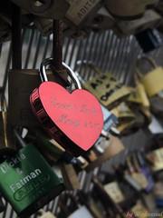 Passion in Paris (Shahrazad26) Tags: paris parijs france frankrijk frankreich brug bridge brcke pont pontdesarts sloten locken locks serrures love liefde liebe amour