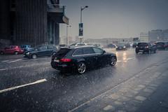 It's draching again ! (heavy rain) (Gilderic Photography) Tags: street city rain canon belgium belgique belgie pluie liege drache g7x gilderic