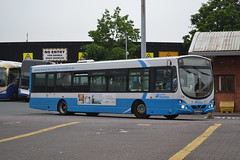 Translink Ulsterbus 736 ICZ2736 (Will Swain) Tags: belfast 9th june 2016 europa bus centre station buses transport travel uk britain vehicle vehicles county country northern ireland balfast city translink ulsterbus 736 icz2736 icz 2736