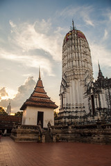 Thailand - Ayutthaya old temple (Cyrielle Beaubois) Tags: old thailand temple ancient ruins asia south thalande asie southeast wat 2015 canoneos5dmarkii cyriellebeaubois