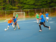 LDE v Thundercats (durham.atletico) Tags: durham thundercats atletico lde