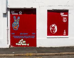 Liverpool - Sine Missione John Lennon (cocabeenslinky) Tags: city uk red england urban white streetart art june liverpool john lumix graffiti photo stencil artist peace photos culture panasonic poppies graff lennon sine artiste merseyside 2016 missione 19401980 anothereye dmcg6 cocabeenslinky adreamyoudreamaloneisonlyadreamadreamyoudreamtogetherisreality
