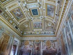 Sala Paolina, Castel Sant'Angelo (bruvvaleeluv) Tags: italy rome roma sala angelo sant castel santangelo paolina