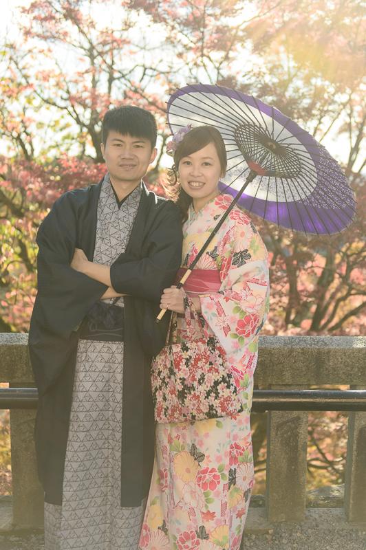 京都婚紗和服,日本婚紗,京都婚紗,京都楓葉婚紗,海外婚紗,和服拍攝,和服體驗,楓葉婚紗,DSC_0084
