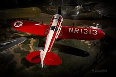 Mystery Ship (david.horst.7) Tags: race plane airplane aircraft texaco travelair no13 mysteryship nr1313
