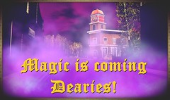 Magic is coming Dearies! (DorianGray999) Tags: time once upon storybrooke