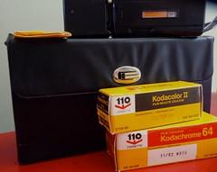 What I got at the Donnybrook :) (say cheez) Tags: camera old 2 ontario film analog 35mm vintage kodak auction 110 64 kodachrome bargain warkworth donnybrook vef hamimex