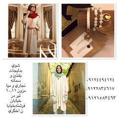 @___m.i.a___ @samaneh.najari @ballentine.accesories (zarifi.clothing) Tags: manto lebas