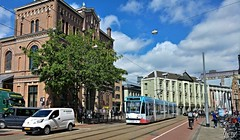 Only Rock & Roll (Peter ( phonepics only) Eijkman) Tags: city holland netherlands amsterdam transport nederland tram rail rails trams strassenbahn noordholland gvb streetcars combino nederlandse