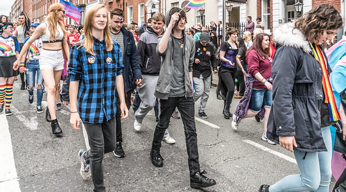 PRIDE PARADE AND FESTIVAL [DUBLIN 2016]-118155