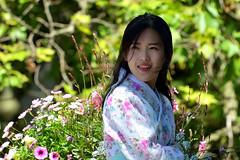 (543) (boomer_phil) Tags: fleurs portraits nikon bokeh geisha jolie filles d500 asiatique touriste potique trangre