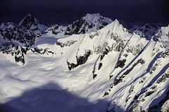 North Cascades, Mt. Buckner, Forbidden and Goode (Jason Hummel Photography) Tags: ski mountains nationalpark skiing northcascades northcascadesnationalpark eldoradopeak forbiddenpeak mountbuckner mountgoode forbiddenglacier
