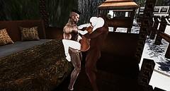 052 (djolyx) Tags: sexy cum ass sex fetish toy 3d doll highheels nipples fuck slut anal lingerie piercing sl secondlife oral latex bimbo stocking whore spanking kinky bigbreasts cgi bigtits biglips