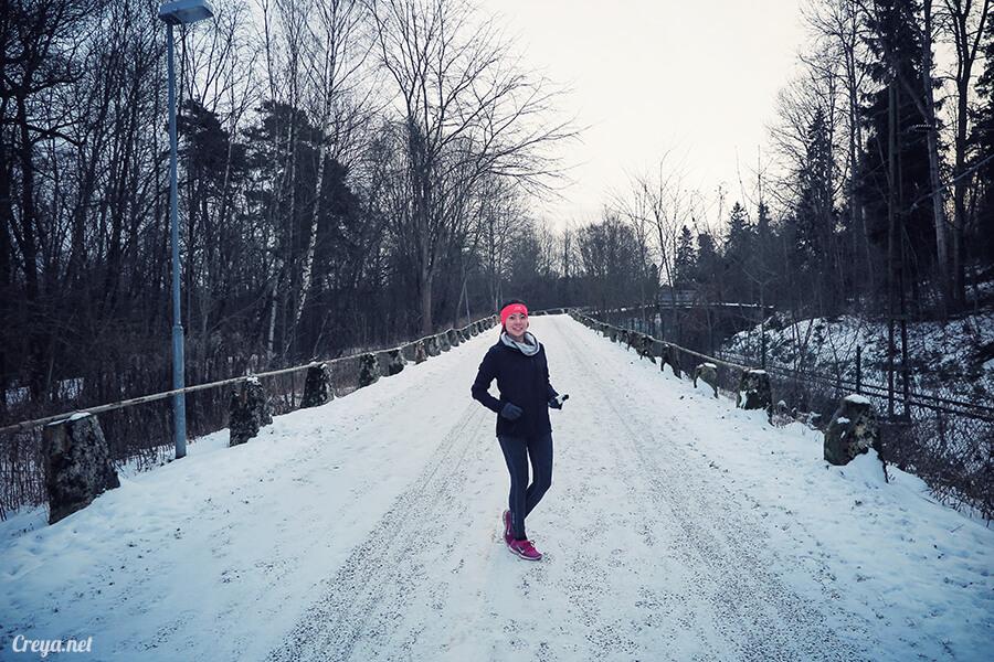 2016.06.23 ▐ 看我歐行腿 ▐ 謝謝沒有放棄的自己,讓我用跑步遇見斯德哥爾摩的城市森林秘境 14