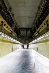 USAF B-52H Stratofortress bomb bay (Sam Wise) Tags: bomber usaf raf fairford stratofortress b52h