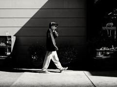 aquiline (dr.milker) Tags: california street people urban blackandwhite bw blancoynegro nose berkeley noiretblanc eastbay universityavenue      aquiline
