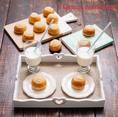 Corazn de Caramelo (Corazn de Caramelo) Tags: food cakes postres pie recipe blog cookie comida pudding desserts sweets recetas reposteria tartas strobist leicasummiluxm50mmf14asph corazndecaramelo sonya7ii pancitosdeleche