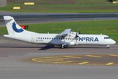 OH-ATH | ATR72-500 | NoRRA - Nordic Regional Airlines (cv880m) Tags: ohath atr atr72 at7 atr72500 atr72212 norra nordicregionalairlines turboprop helsinki finland vantaa hel