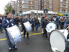 Four Drums (Kombizz) Tags: uk london justice massacre muslim islam faith religion battle tragedy shia muharram ashura hydepark karbala edgwareroad marblearch tyranny umayyad martyrdom caliph mourners yazid prophetmuhammad sufyan imamhussain ziaratashura ahlulbait ziyarat ziarat hazratabbas umayyads battleofkarbala ahlalbayt muslimummah kombizz 10thofmuharram sayyedalshohada shiitemuslims shimribnthiljawshan moonofthehashimites حسينبنعليبنأﺑﻲطالب‎ imamzainulabedin fourdrummers muawiayh umaribnsad alialasghar saiydushshohada banuumayya yaabaabdillahalhussain imaamhussain ziyaratashura muharram1436 yaghamarbanihashem qamarebanihashim fourdrums 1130040